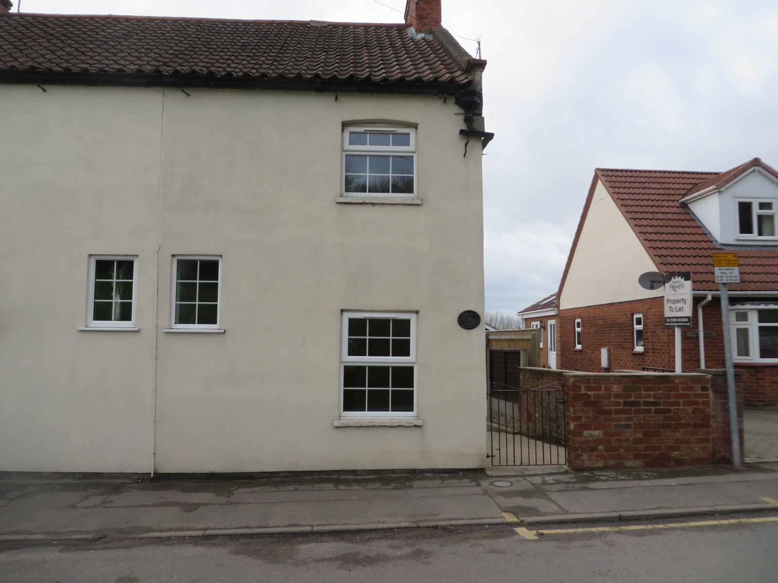 Horkstow Road, South Ferriby